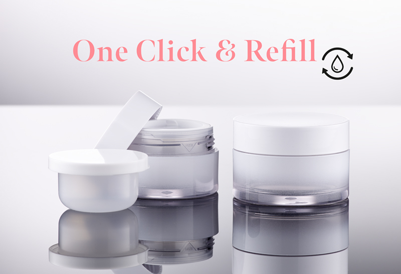 Refill with Just One Click