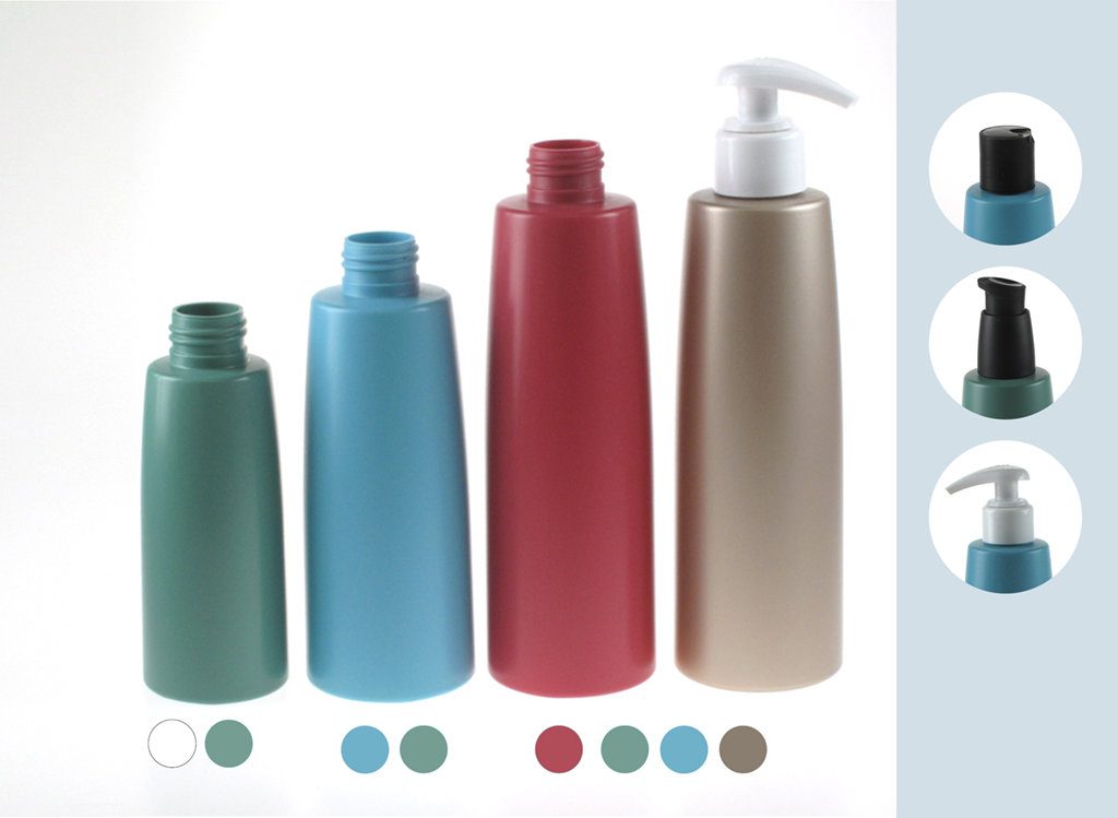 Allegra Bottles with Disctop and Pumps in Stock