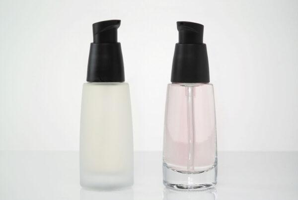 Allegra Glass Bottle