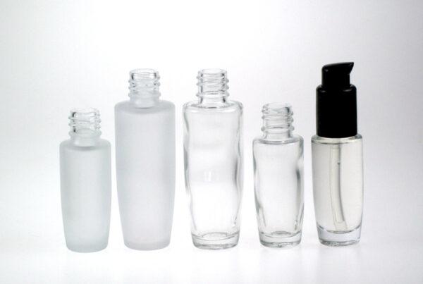 Lumina Glasflasche